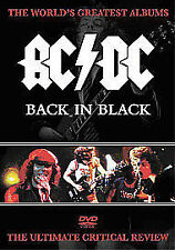 AC/DC - Back In Black - World's Greatest Albums (DVD, 2012)