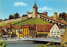 BF559 schaffhausen  switzerland part of the old city and fortress