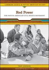 Red Power: The Native American Civil Rights Movement (Landmark Events -ExLibrary