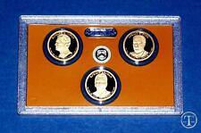 2016 S Proof Presidential Dollar Set-GEM PROOF-3 coins-NO Box/COA-In Stock
