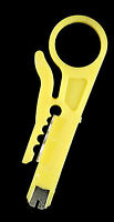 PUNCH DOWN UTP IDC NETWORK CABLE CUTTER STRIPPER TOOL