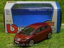 SEAT LEON CUPRA 1:43 Car NEW Model Metal Diecast Models Cars Die Cast
