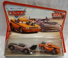 Disney Pixar Cars Desert Series Boost & Snot Rod Die Cast Cars Original 2006 NEW