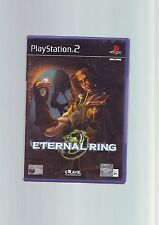 ETERNAL RING - RPG SONY PS2 GAME / 60GB PS3 COMPATIBLE - FAST POST COMPLETE
