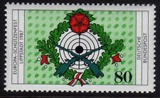 WEST GERMANY MNH STAMP DEUTSCHE BUNDESPOST 1987 RIFLEMEN'S FESTIVAL SG 2194