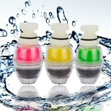 Kitchen Water Purifier Tap Faucet Filter Drinking  4 Colours Randomly color