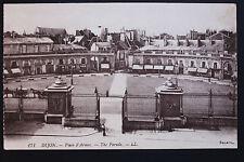 Carte postale ancienne CPA DIJON - Place d'Armes