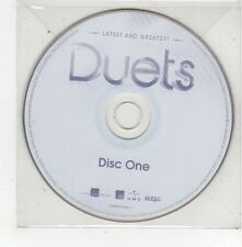 (FV200) Latest & Greatest Duets - CD ONE