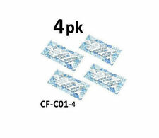 4-PACK Thermal CPU Conductive Compound Heat Sink Grease Packet - CF-C01-4