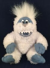"""2000 ABOMINABLE SNOWMAN BUMBLE STUFFINS 7"""" PLUSH RUDOLPH ISLAND MISFIT TOYS"""