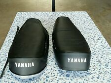 YAMAHA RD250 RD350 1972 TO 1975 MODEL SEAT COVER WITH STRAP (Y44)