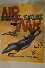 USAF Desert Storm Air War Squadron Signal Reference Book