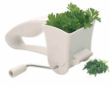 Kitchen Craft Plastic Herb Mill / Mint Cutter