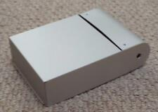 ALUMINUM FOLDING PLAYING CARD BOX AND SEALED CARDS