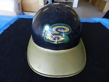 Eugene Emeralds game used helmet