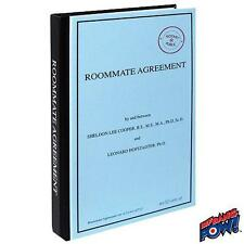 The Big BANG Theory ROOMMATE AGREEMENT Sheldon Leonard JOURNAL Funny GIFT IDEA