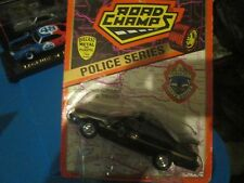 CHEVY vermont state trooper police 1:43 met. green  car    CHEVY   ROAD CHAMPS