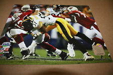 PITTSBURGH STEELERS JAMES FARRIOR UNSIGNED 8X10 PHOTO POSE 2