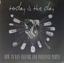 "Today Is The Day ‎- How To Win Friends And Influence People 10"" LP - RSD 2017"