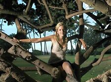 MAGGIE GRACE SEXY HOT IN TREE 8X10