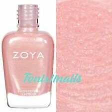 ZOYA ZP261 BEBE pink shimmer nail polish for sparkling french manicure *New