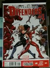 Fearless defenders #1 2013