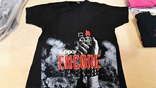 Zippo Encore Set The World on Fire 2012 Black Tour TShirt