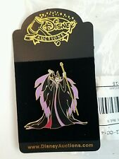 Disney Auctions Sleeping Beauty Villain Maleficent Mad Tantrum Pin