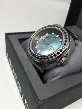 Android/Aragon. AD775AK  55mm Parma Gemstone 24Jewels Automatic  M-O-P Watch