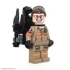 LEGO Ghostbusters MiniFigure - Abby Yates  (Set 75828)