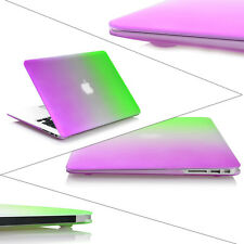 "Rubberized Hard Case Cover For Macbook PRO Air Retina 13"" 13.3 Inch Laptop Shell"