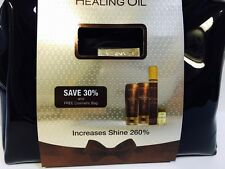 LANZA KERATIN HEALING OIL BAG- SHAMPOO, CONDITIONER, TREATMENT, STICK