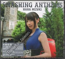 Nana Mizuki: Smashing Anthems (2015) Japan / CD & DVD & PHOTO BOOK TAIWAN