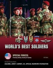 World's Best Soldiers (Special Forces: Protecting, Building, Teaching -ExLibrary