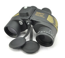Visionkin 7x50 Military Marine Waterproof Binoculars Compass range finder