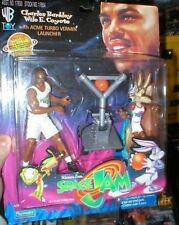 CHARLES BARKLEY AND WILE E. COYOTE SPACE JAM SET MOC