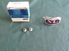 NOS 1969 Ford Galaxie 500 XL Hood Ornament OEM FoMoCo 69