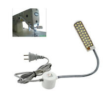 Saving Energy 220V 30 LED Light Lamp Sewing Machine Magnetic Base Switch US Plug