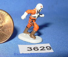 Star Wars Micro Machines Action Fleet WEDGE ANTILLES From Hoth Playset