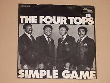 "THE FOUR TOPS -Simple Game- 7"" 45"