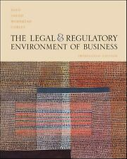 The Legal And Regulatory Environment Of Business by Peter J Shedd / Reed