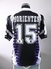 Fernando MORIENTES #15 Real Madrid Third Football Shirt Jersey 1997/98 (M)