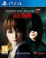 Dead OR ALIVE 5 ULTIMO ROUND (ps4)