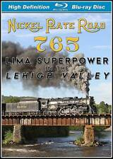Nickel Plate Road 765 Lima Superpower in the Lehigh Valley BLU-RAY NEW #425