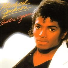 Michael Jackson Billie Jean Cover Art  Metal Sign