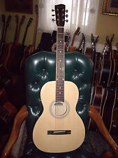 Savannah SGP Natural 0 Size Steel String Acoustic Parlor Guitar
