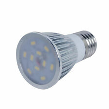 E27 4x1W LED SPOTLIGHT BULB LAMP 4W HIGH POWER SMD DAY COOL WHITE CE RoHS LS 6