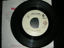 """PROMO 45 Jocelyn Brown """"Caught In The Act""""  Warner Brothers    NM"""