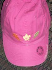 "NWT LIFE IS GOOD WMNS EMBROIDERED  CHILL CAP "" .(OS) 3  COLORFUL AUTUMN LEAVES"