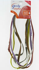 GOODY STAYPUT ASSORTED HEAD BANDS - 6 PCS. - LIGHT  (02766)